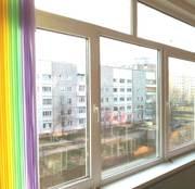 Окна ПВХ, балконные рамы,  жалюзи вертикальные